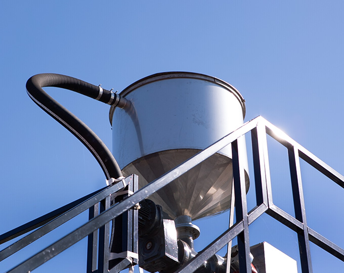 Alles over de mestverwerkings installatie van Wolbers